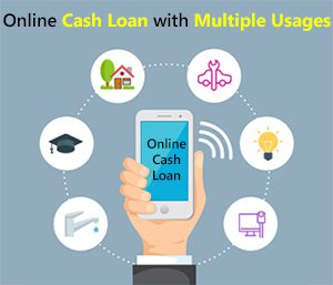 Online Cash Loan with Multiple Usages