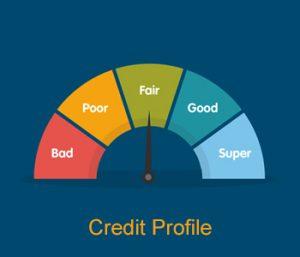 Basics Redoing Credit Profile