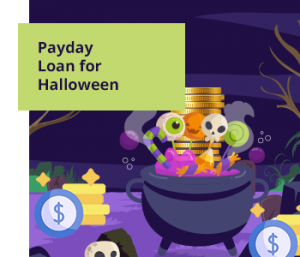 Payday Loans for Halloween