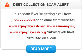 Debt Collection Scam Alert
