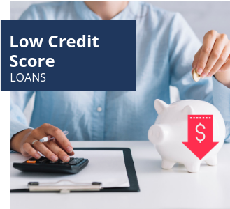personal loans for poor credit score