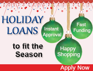 Small Personal Loans for Black Friday